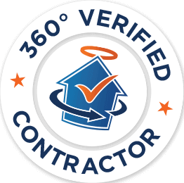 360 verified contractor stamp