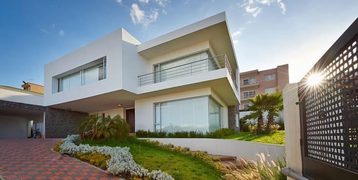outside architect