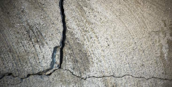 Fissure fondation