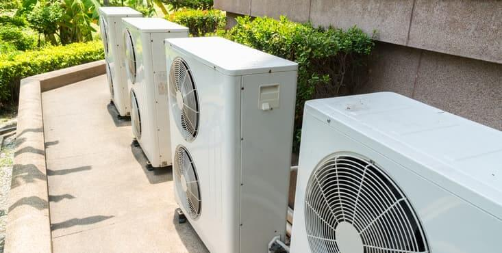 HVAC commercial contractor