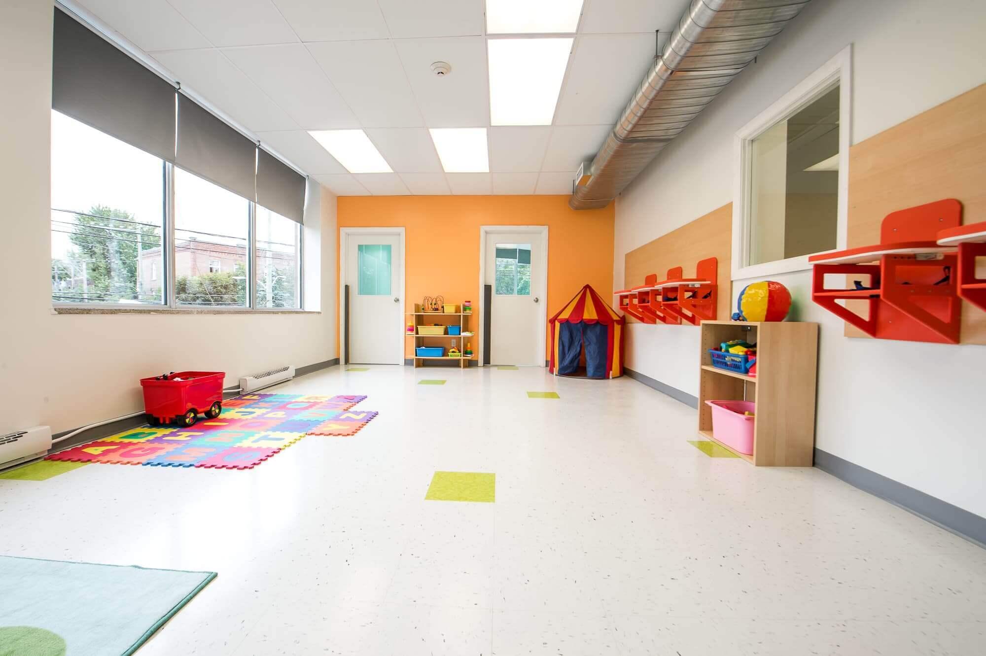 entrepreneur garderie montreal