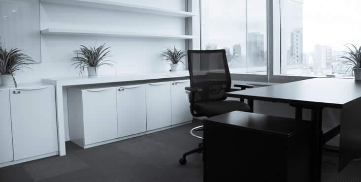 bureau commercial