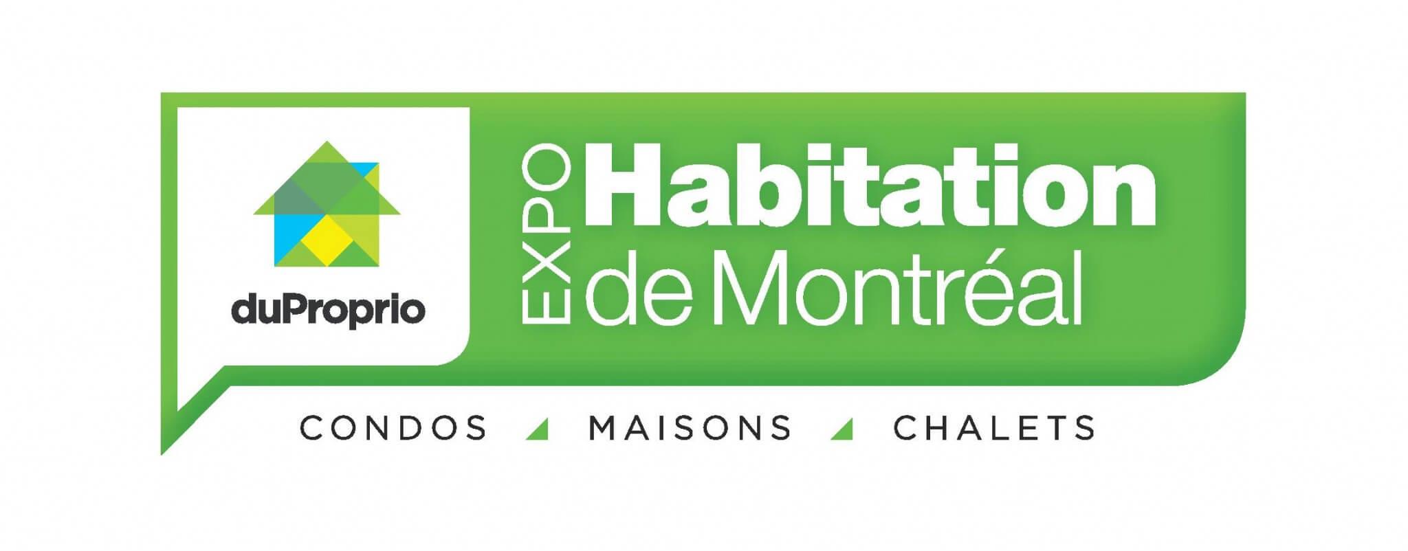 logo expo habitation de montreal