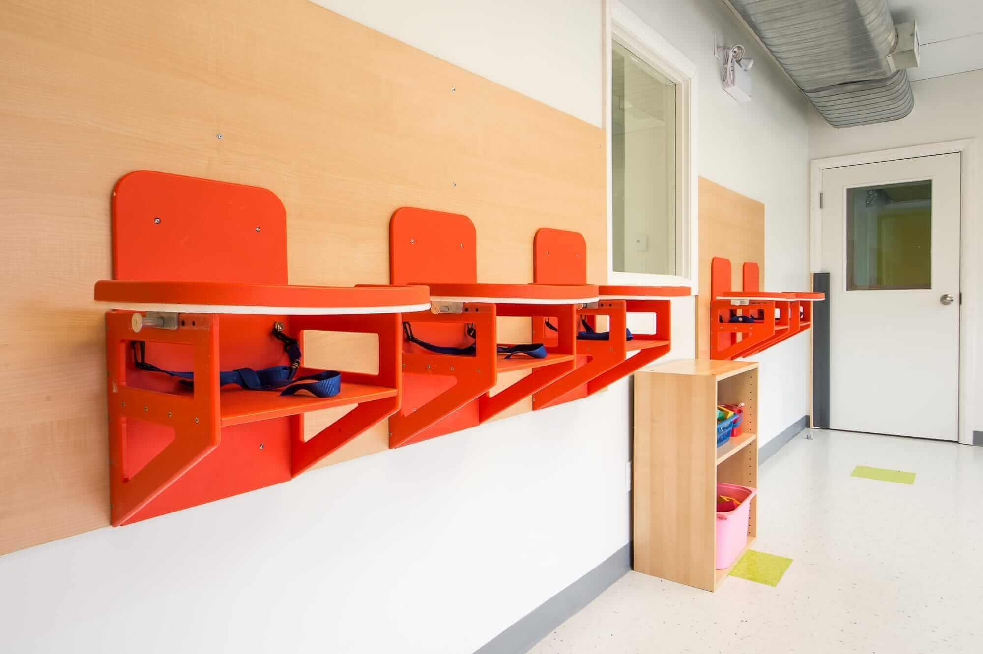 aménagement garderie renovation