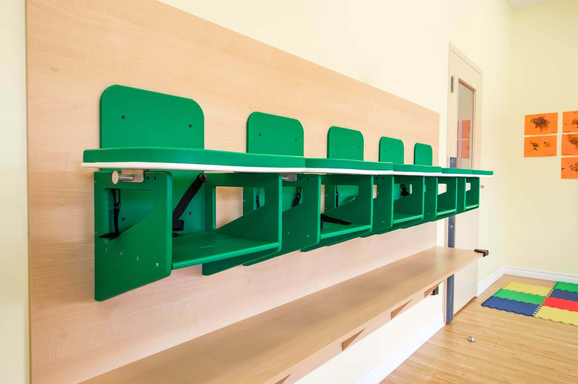 Meuble De Rangement Pour Garderie aménagement garderie privée | garderie lachine | rénoassistance