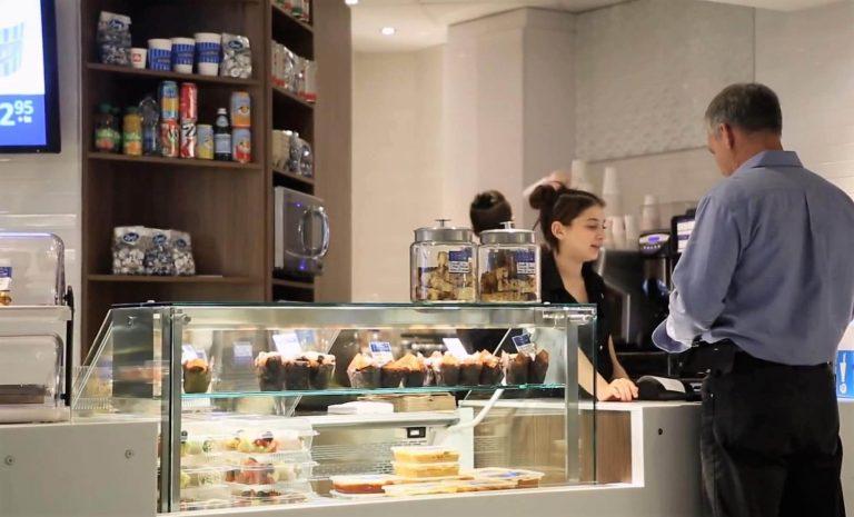 Restaurant Vivere   Comptoir restauration rapide