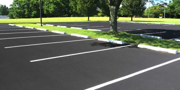 commercial paving in charlotte
