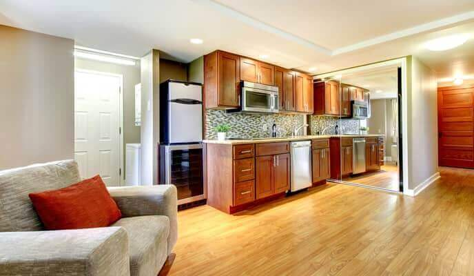 Types of Kitchen Cabinets | Bed Materials and their Prices on kitchen cabinets per linear foot cost, cabinet refacing cost, kitchen cabinet door replacement cost,