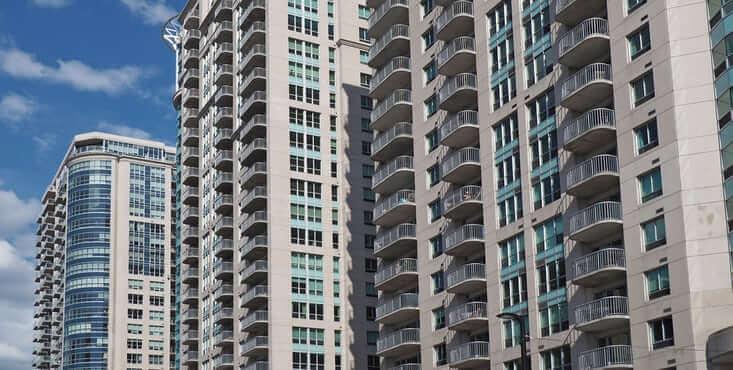 balcons condos