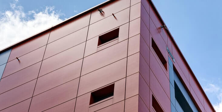 Building cladding what you need to protect your building - Exterior materials for buildings ...