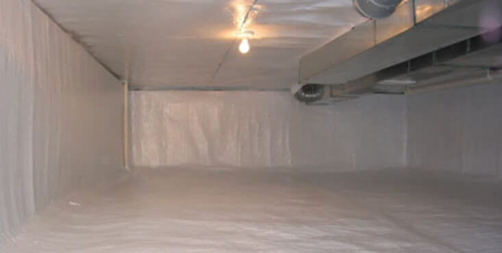 Crawl spaces convert the crawl space into something better for Crawl space conversion cost