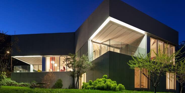 eclairage architectural exterieur