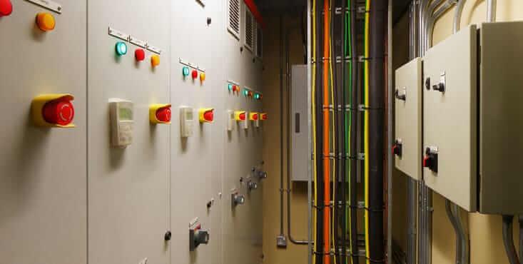 electricien immeuble