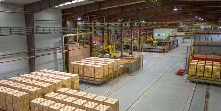 entrepot industriel