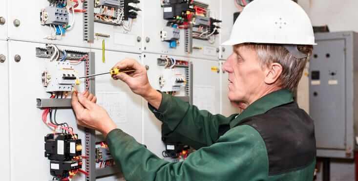 entreprise electriciens immeuble