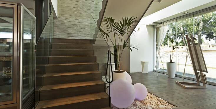 escalier condo