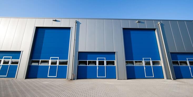 facade industrie