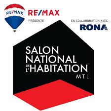 logo Salon National de l'Habitation de Montréal