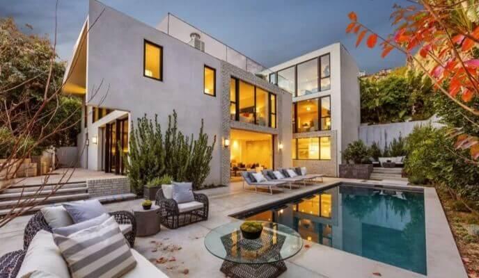 maison Kendall Jenner Californie