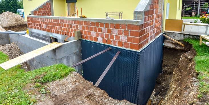 new foundation house