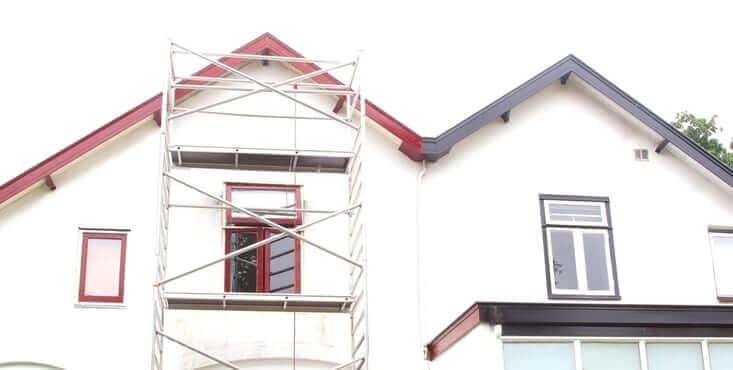 peinture immeuble