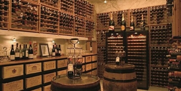 Wine and cellar get the best contractors for your project for Build a wine cellar