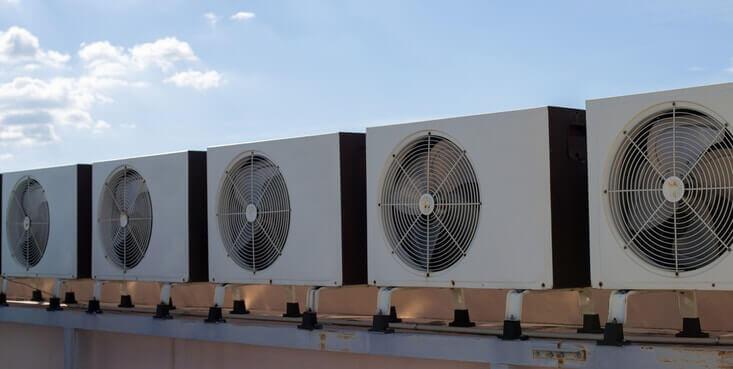 systemes de climatisation sur toit