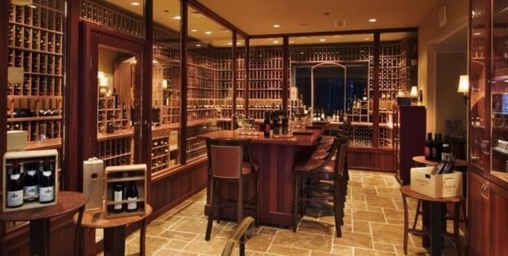Wine and cellar get the best contractors for your project for Cost to build wine cellar