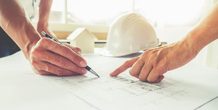 commercial engineer in structures