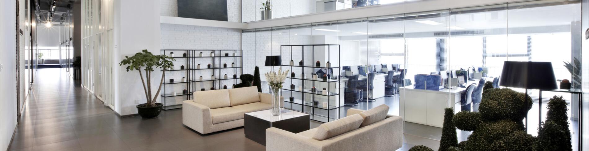 10 tendances d 39 am nagement de bureau pour 2019 r no assistance. Black Bedroom Furniture Sets. Home Design Ideas