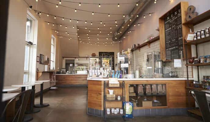 renovation café