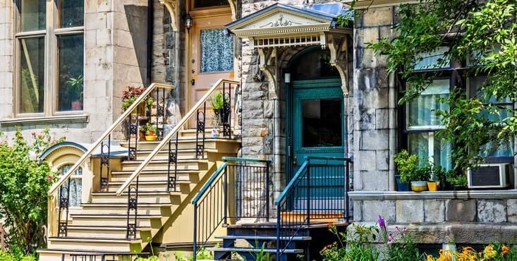 conversion logement