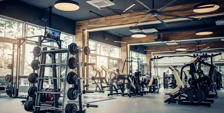 gym moderne