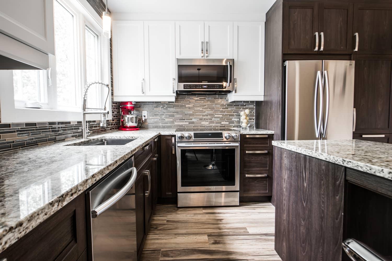 beautiful kitchen renovation montreal