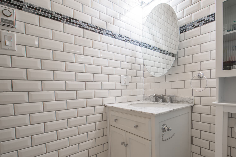 original retro bathroom