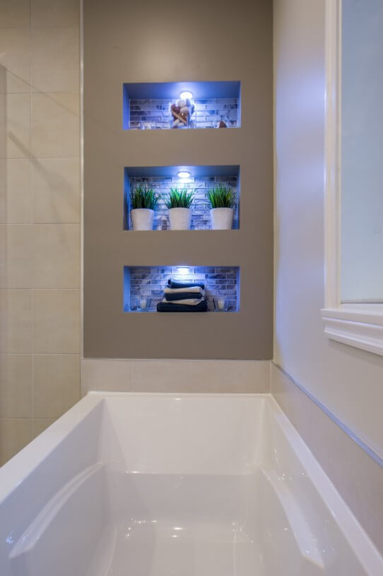 bathroom display design