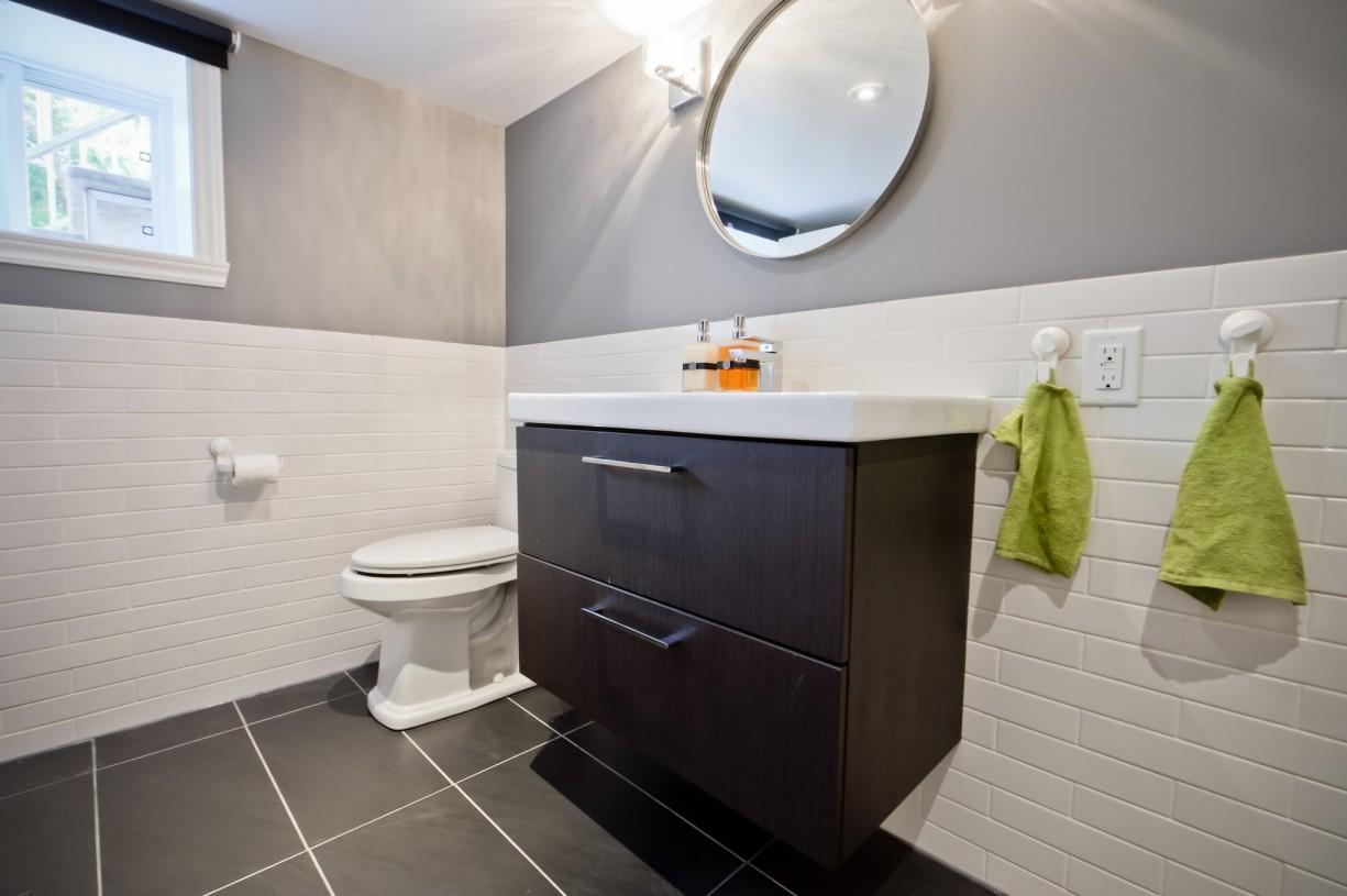 bathroom house