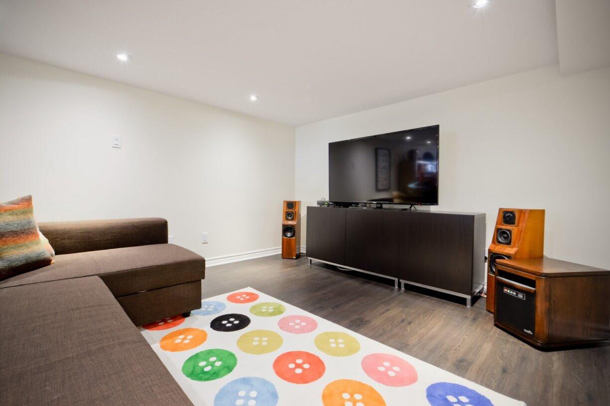 Basement ideas renovation