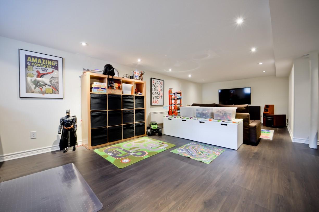 Basement ideas for a renovation