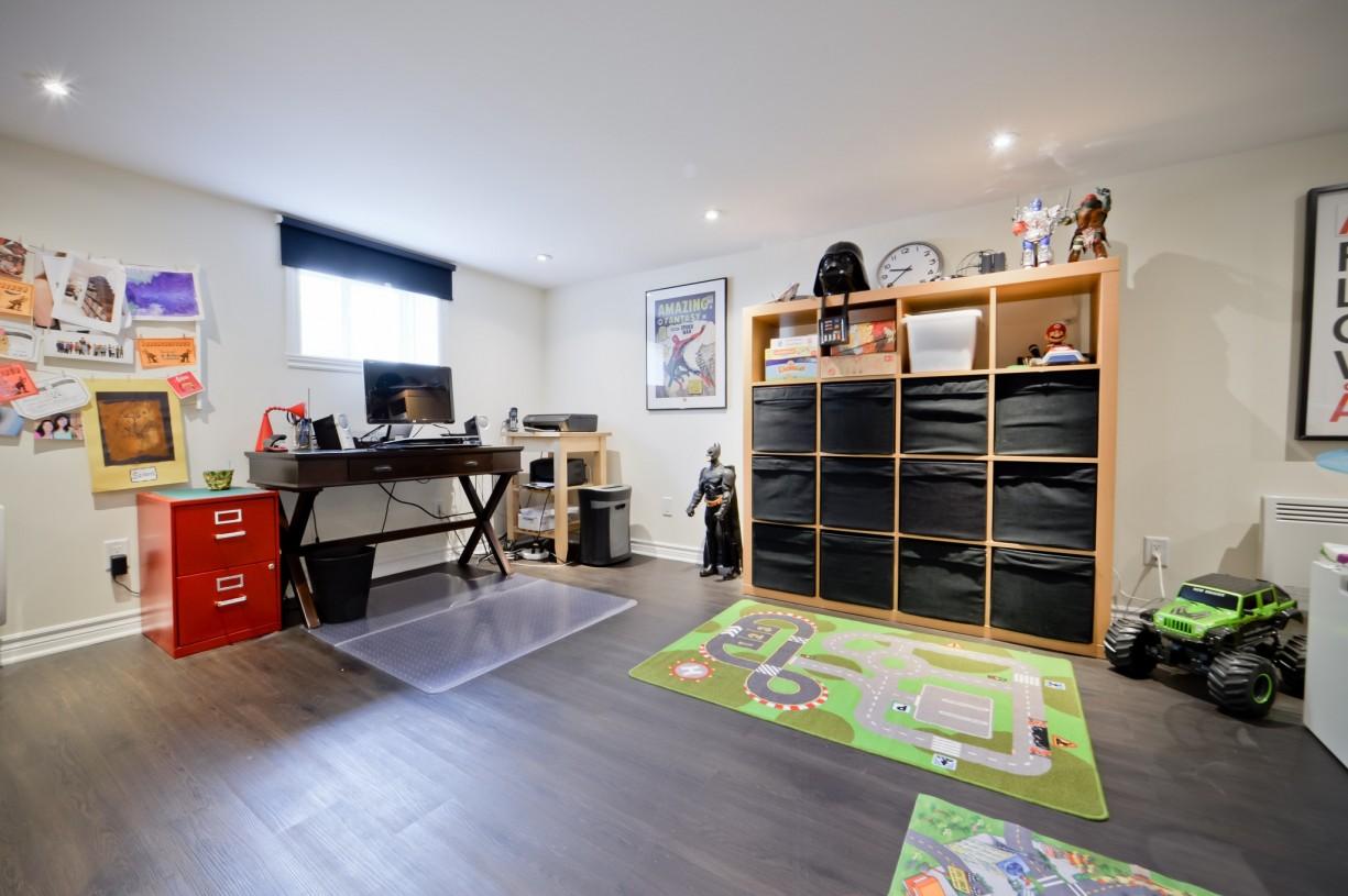 Ideas for a basement renovation
