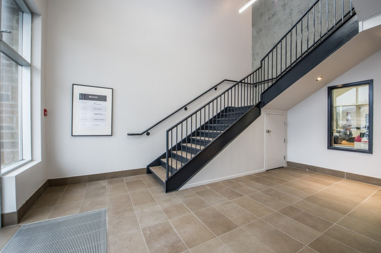 commercial stairs renovator