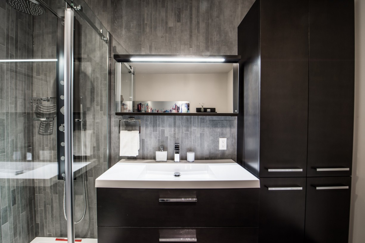 modern bathroom vanity 2018