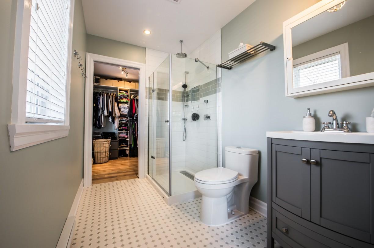 bathroom house addition