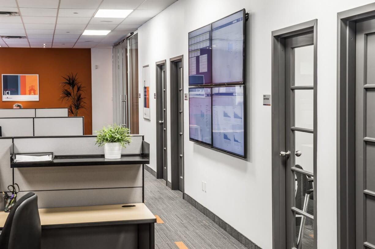 working office design
