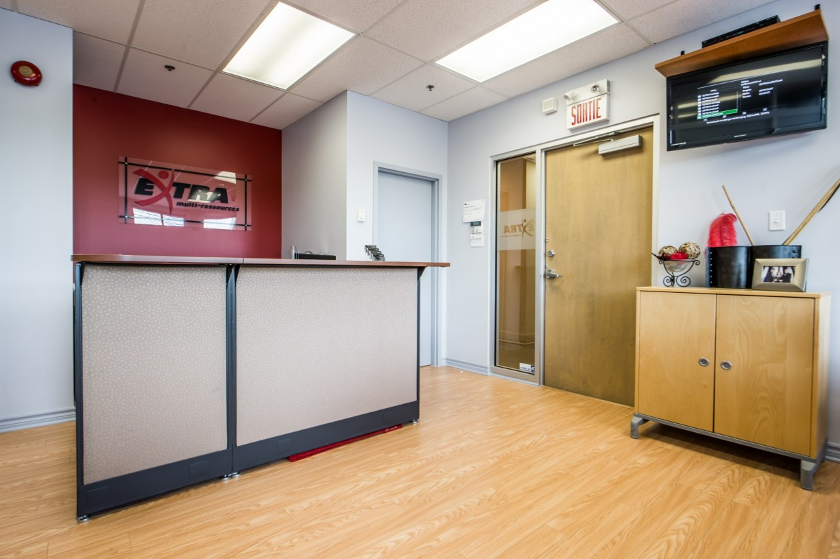 montreal office contractor
