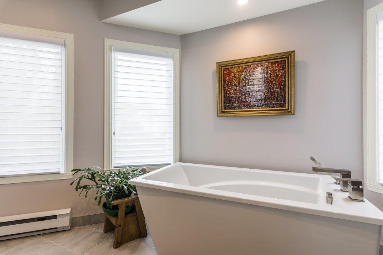bathroom bath design
