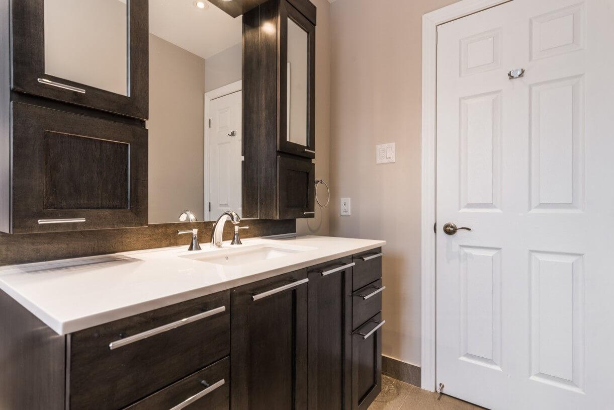 bathroom large vanity