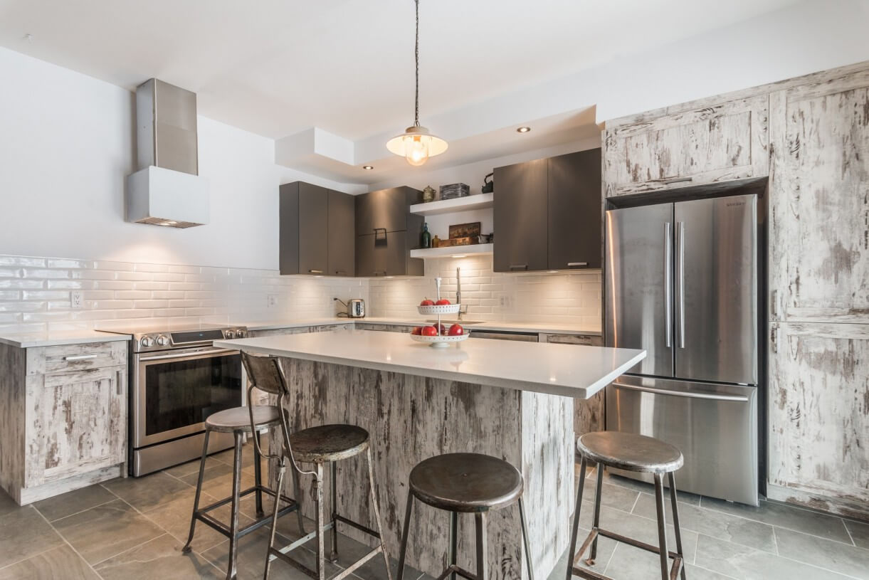 kitchen contractor in montreal