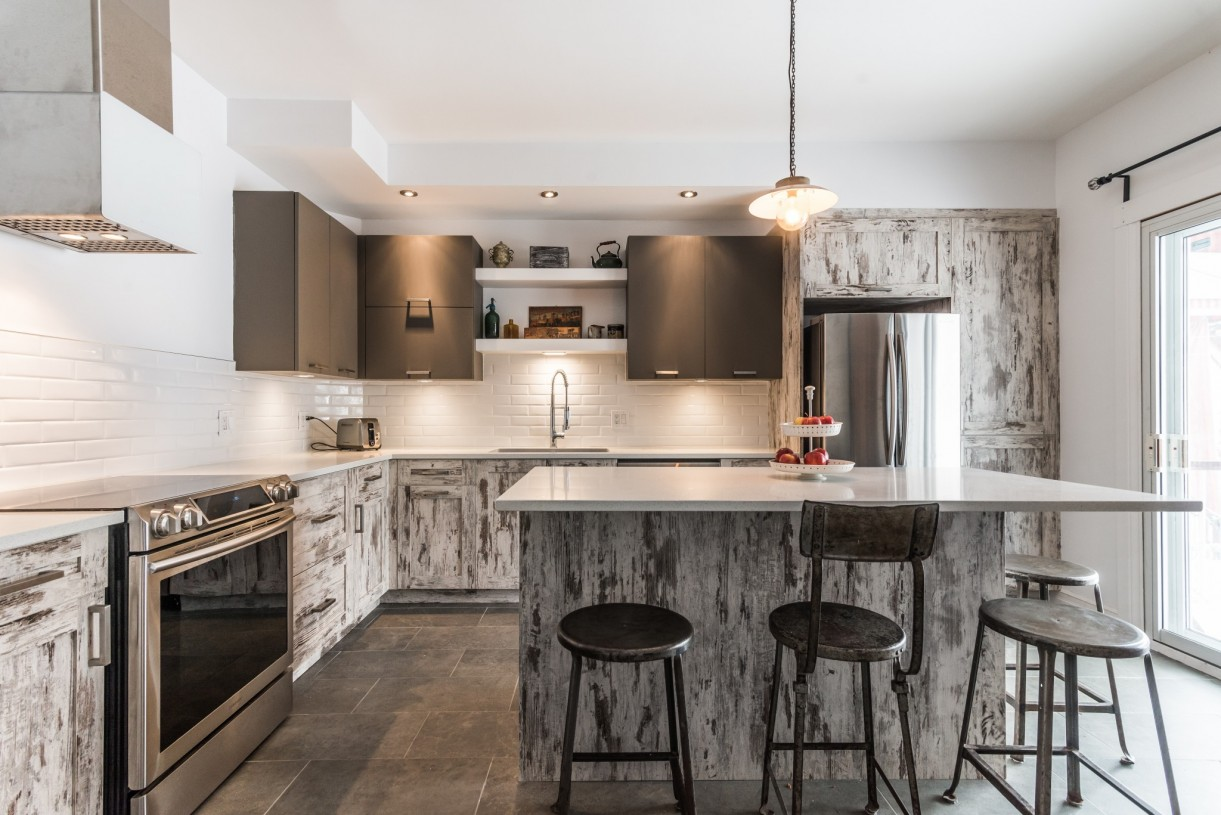 kitchen contractors montreal