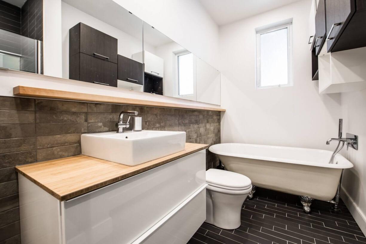 bathroom renovation home addition